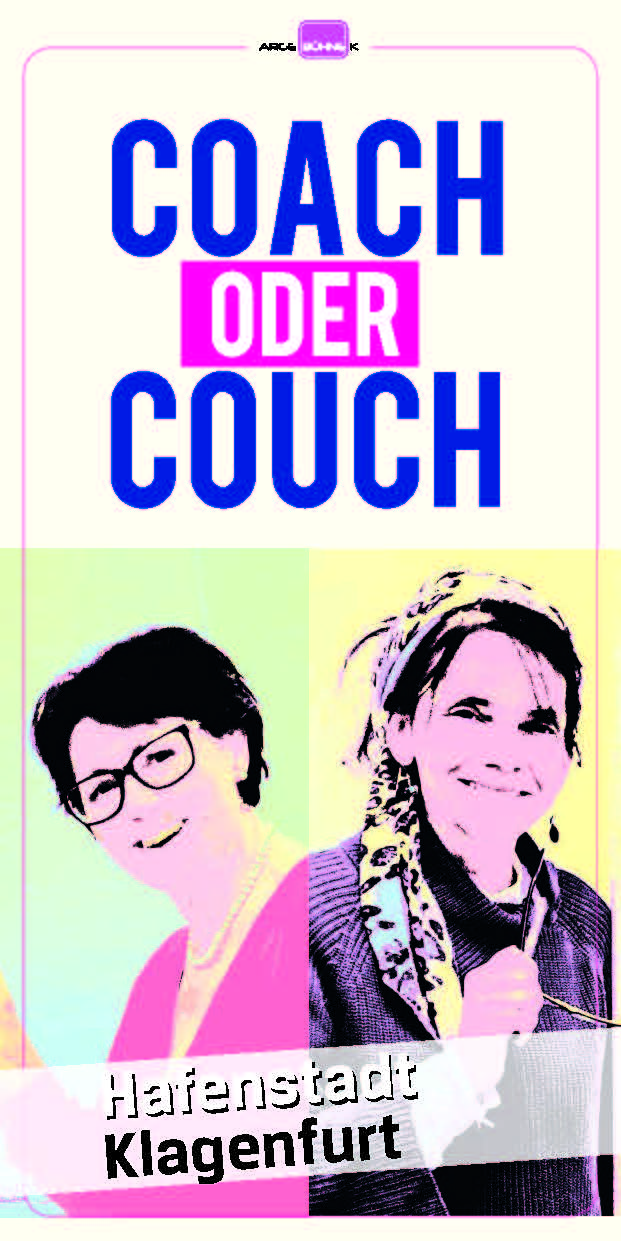 Coach oder Couch Flyer